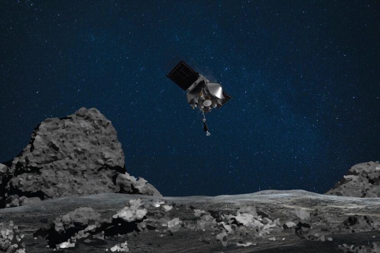 La NASA atterrit pour la première fois sur un astéroïde: la mission OSIRIS-REx parvient à atteindre la surface de Bennu pour collecter des échantillons