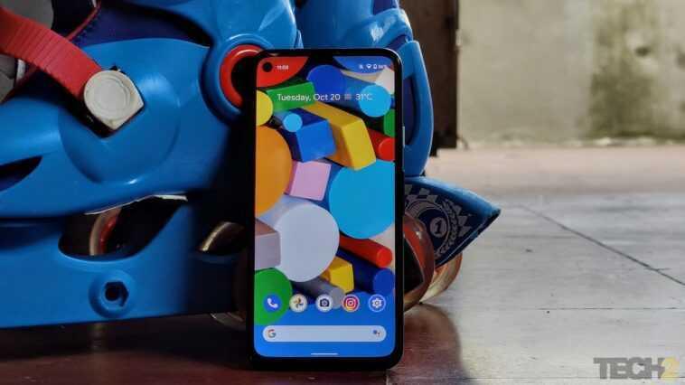 Les Utilisateurs De Google Pixel 4a 5g Signalent Que La