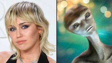 Miley Cyrus Dit Qu'elle A été Poursuivie Par Un Ovni