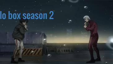 Boîte Megalo Saison 2: Y Compris Tous Les Mouvements, Date