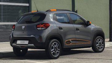 Dacia Spring Promet D'être L'électrique La Moins Chère