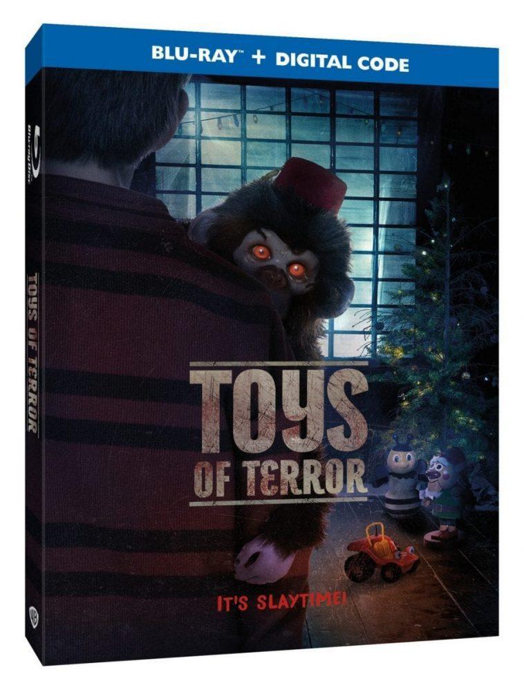 «toys Of Terror» Arrive Sur Le Numérique La Semaine Prochaine;