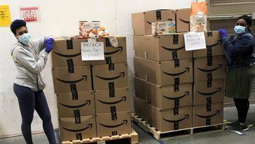 Amazon Prolonge Le Travail à Domicile Pour Ses Employés Jusqu'en