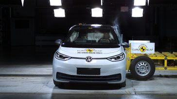 Volkswagen Id 3 Atteint Le Score Maximum Aux Tests Euro