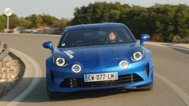 Luca De Meo Veut Qu'alpine Soit Une «mini Ferrari»