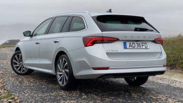 Nous Avons Déjà Conduit La Nouvelle Škoda Octavia (4e Génération).