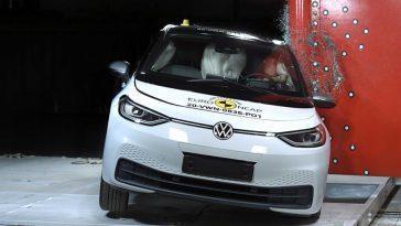 La Volkswagen Id.3 Mise à L'épreuve Par Euro Ncap. Comment
