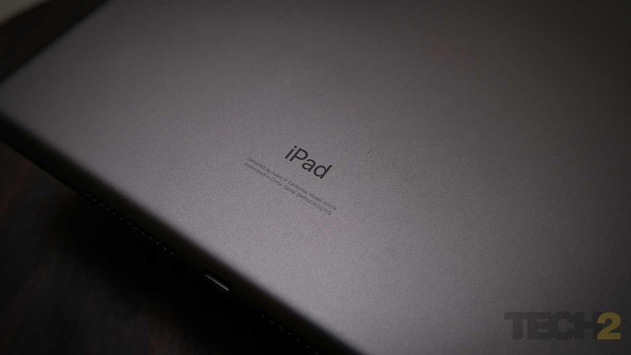 L'iPad est l'iPad le plus fade jamais conçu par Apple.  Tout est médiocre, mais au final, rien de tout cela n'a d'importance et l'iPad 2020 est toujours l'une des meilleures tablettes que vous puissiez acheter aujourd'hui.  Image: Anirudh Regidi
