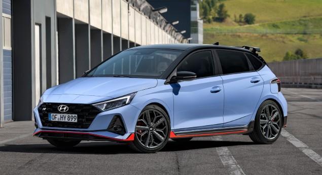 Avec La Ford Fiesta St En Vue. Hyundai Présente La