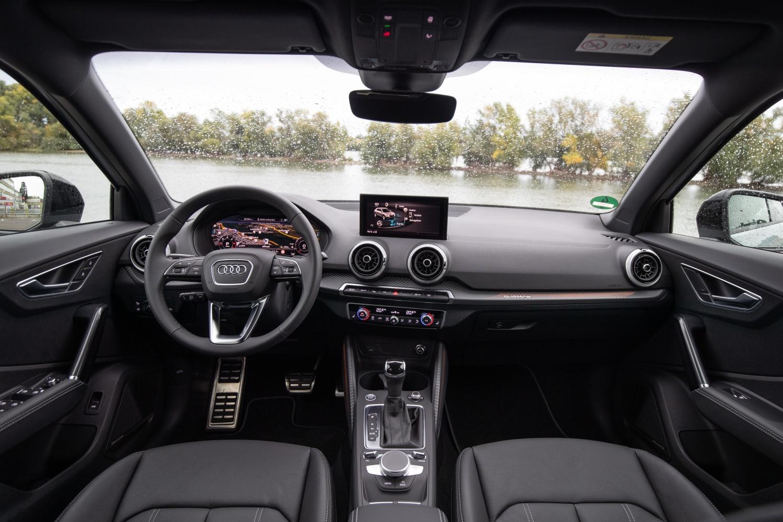 Cockpit Audi Q2