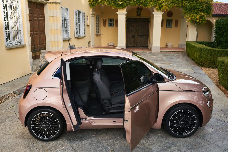 Fiat 500 3 + 1