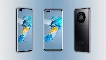 Voici Huawei Mate 40 Pro, Le Smartphone Le Plus Puissant