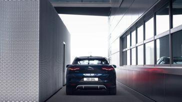 C'est La Jaguar I Pace Renouvelée Pour 2021. À Partir De