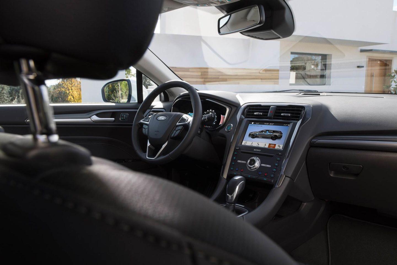 Ford Mondeo hybride