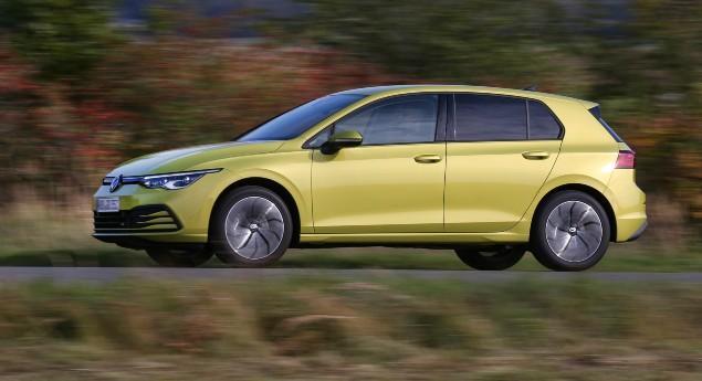Gaz Naturel Compressé. Volkswagen Présente La Golf Tgi