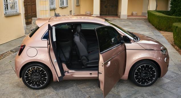 Fiat 500 Obtient Une Nouvelle Version Avec Seulement Trois Portes
