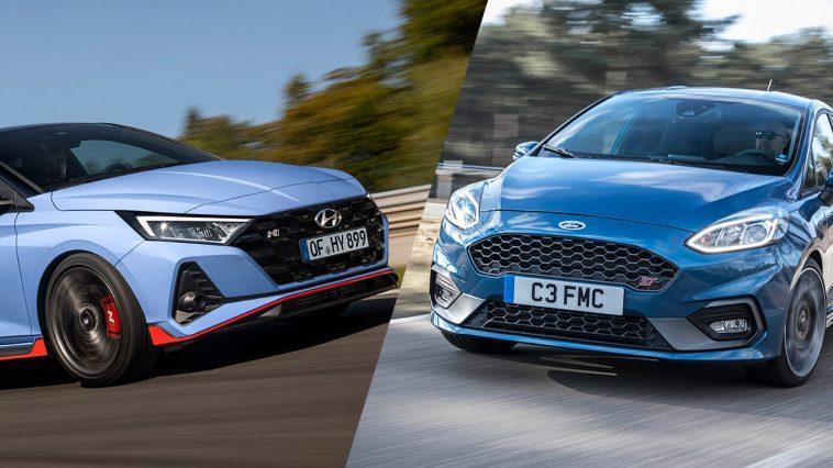 Hyundai I20 N Contre Ford Fiesta St. Lequel Choisiriez Vous?