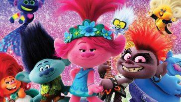 Critique De Trolls 2 World Tour, Le Nouveau Film