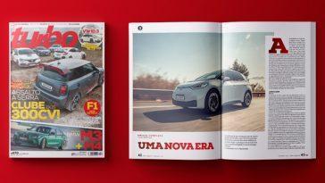 Plein De Nouvelles. Turbo Magazine De Novembre Est Déjà En