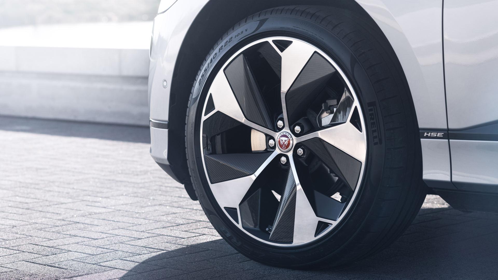 De nouveaux ensembles de roues peuvent mesurer jusqu'à 22 pouces