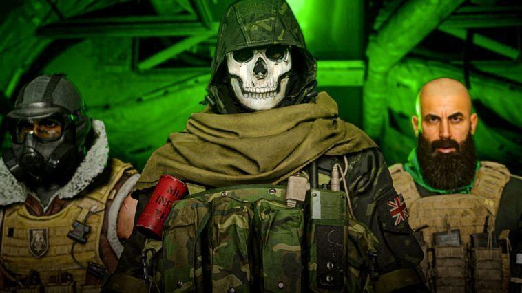 Grâce à Warzone, La Dernière Année De Call Of Duty