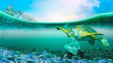La Pollution Plastique Des Océans Devrait Doubler D'ici 2040