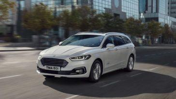 Ford Mondeo En Europe. Désormais Uniquement En Version Hybride