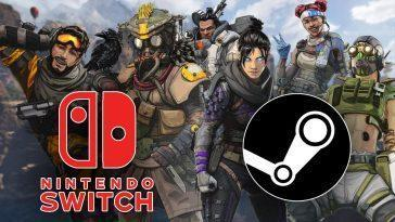 Apex Legends Retarde Sa Version De Switch Et Annonce La