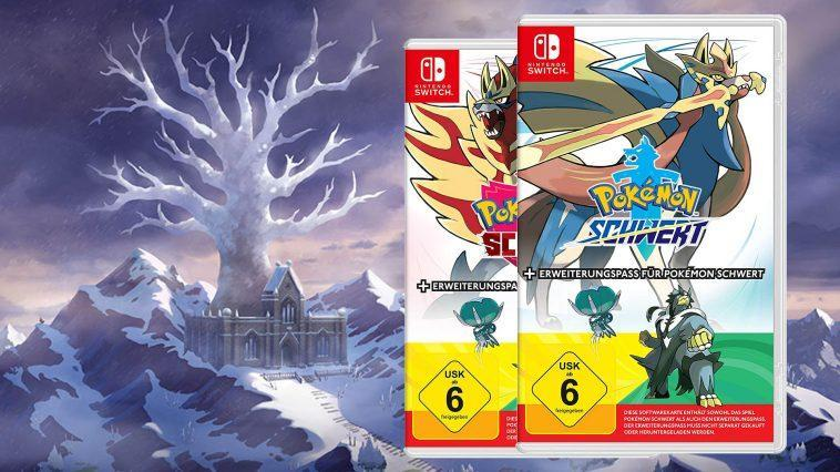 Pokémon Sword And Shield: The Snow Lands Of The Crown