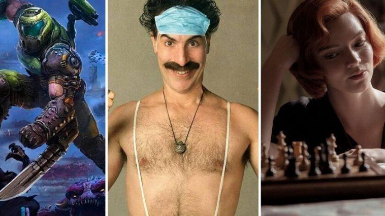 Six plans de week-end à ne pas manquer: le retour de Borat, les échecs, `` DOOM '' et plus