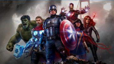 Marvel's Avengers Est La Deuxième Meilleure Première Numérique De Square