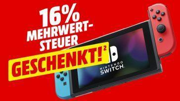 Nintendo Switch à Un Prix Absolument Bas Chez Mediamarkt!