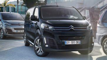 Citroën ë Spacetourer Est Maintenant En Vente Au Portugal