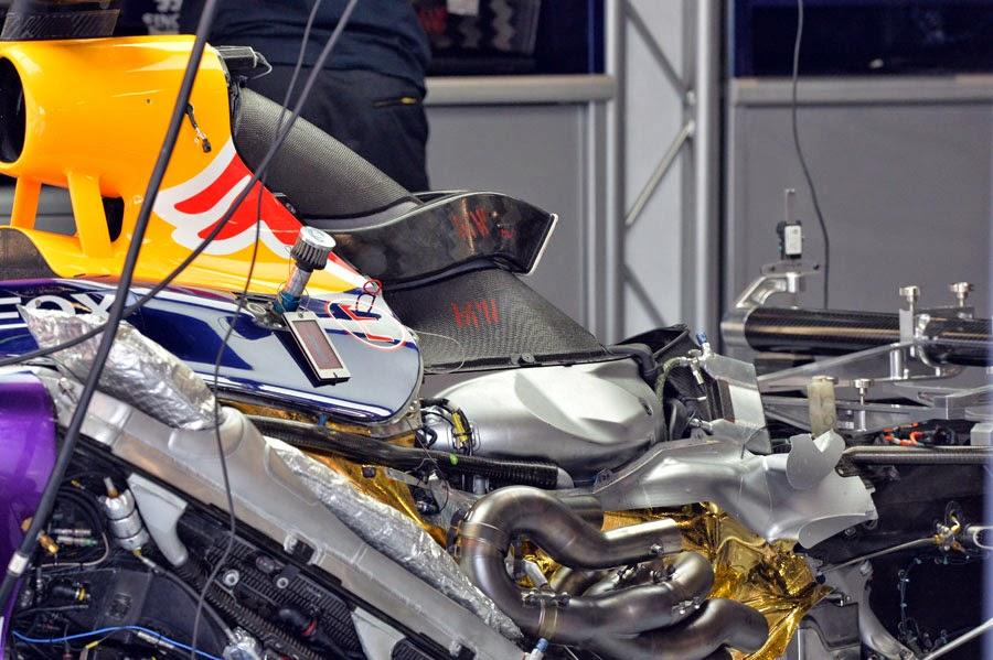 Moteur Monoplace F1