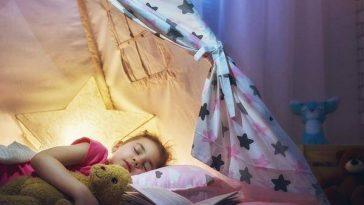 Veilleuse Dans La Chambre D'enfant: 5 Jolies Formes Pour Les