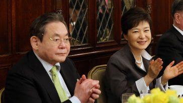 Décès de Lee Kun-hee, président de Samsung et l'homme le plus riche de Corée du Sud