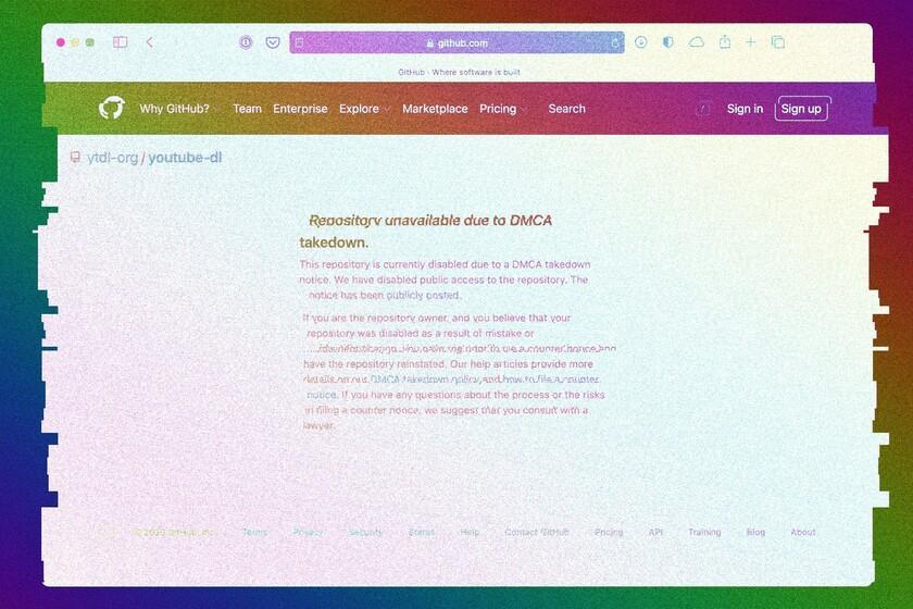 GitHub ferme le référentiel de youtube-dl, logiciel utilisé par de nombreuses applications et pages de téléchargement de vidéos
