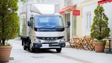 Mitsubishi Fuso Dévoile Une Nouvelle Génération De Camions Légers Canter