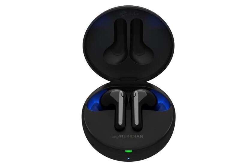 LG TONE Free HBS-FN7: les écouteurs LG avec étui désinfectant sont renouvelés avec suppression active du bruit