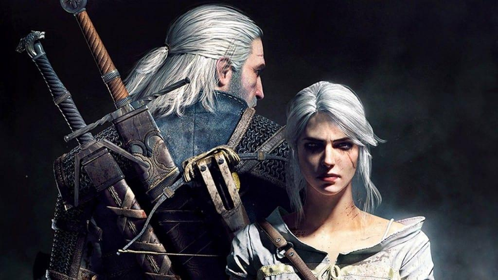 La Série Witcher Vs. The Witcher 3: Geralt, Yennefer Et