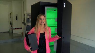 Le Réfrigérateur Xbox Series X Est Une Réalité, Tout Comme