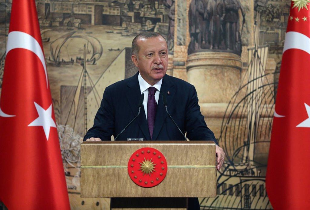 """Erdogan Appelle Au Boycott Des Produits Français, Invoquant """"l'hostilité à"""