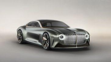 Pour Profiter De La Technologie. Diess Veut Mettre Bentley Sous