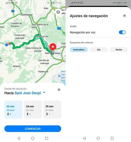 Google Maps Huawei