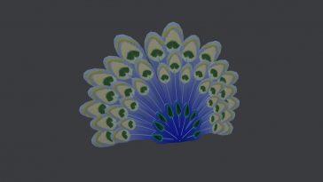 Le Nouveau Roblox Wintery Peacock Tail Sera Bientôt Disponible Gratuitement!