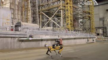 Le chien robot Spot a un nouveau métier: surveiller et mesurer le rayonnement dans la zone d'exclusion de Tchernobyl