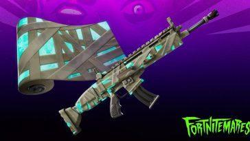 Fortnite: Comment Obtenir L'enveloppe D'arme `` The Wrath Of Wrath