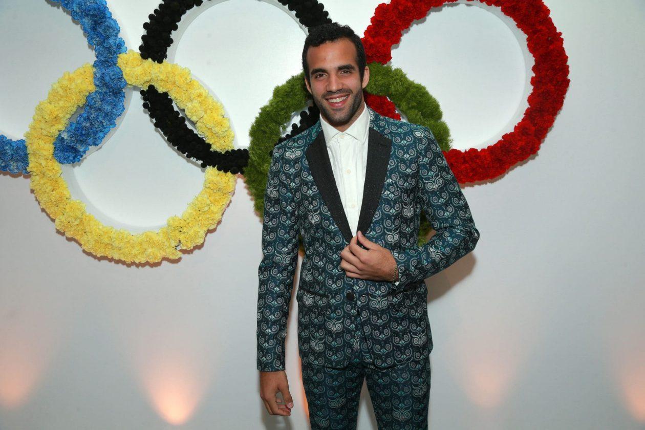 Le Gymnaste Olympique Danell Leyva Dit Que Les Stéréotypes L'ont