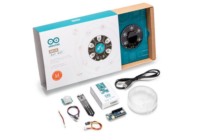 Arduino se lance dans l'Internet des objets avec son nouveau kit Oplà IoT
