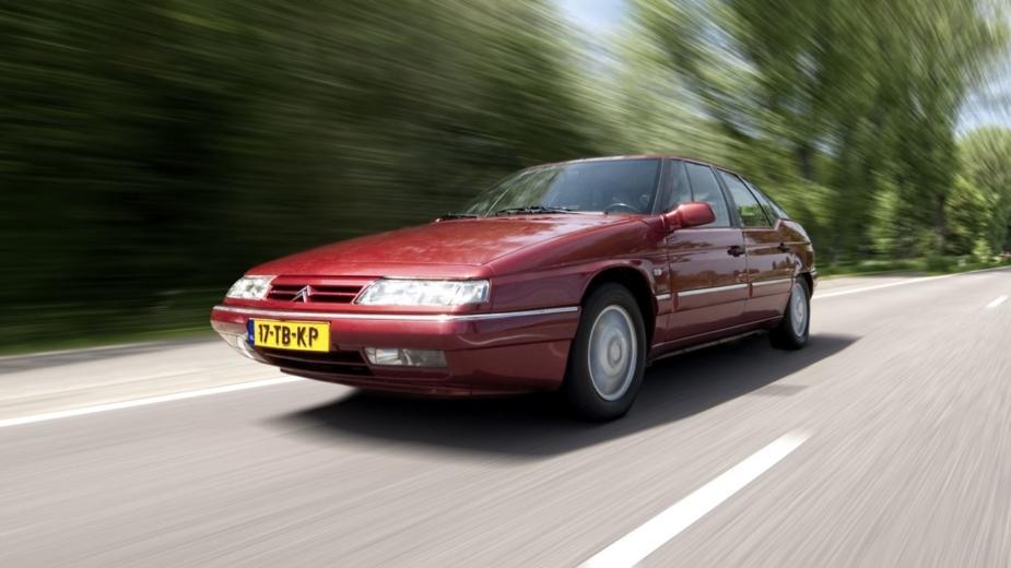 Citroën Xm Multimédia (1998). La Voiture Qui Il Y A